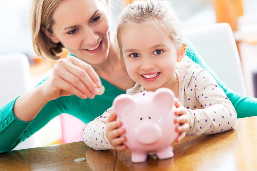 Was ist die passende Geldanlage für meine Kinder?