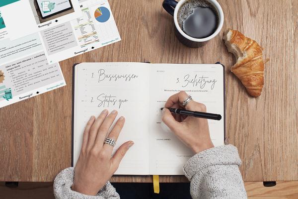 Finanzen leicht gemacht – Mit drei Schritten in den Vermögensaufbau starten