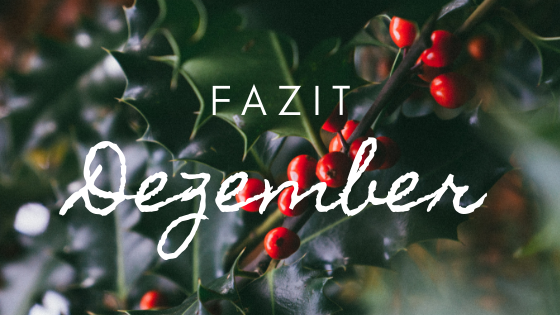 Monatsbericht – Mein Fazit für Dezember