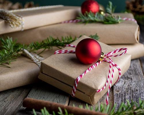 Weihnachtsgeschenke, die wenig kosten