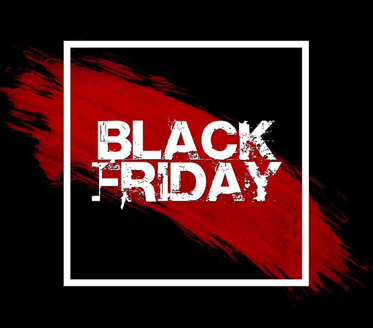 Machst du noch mit beim Shoppingwahnsinn zum Black Friday?