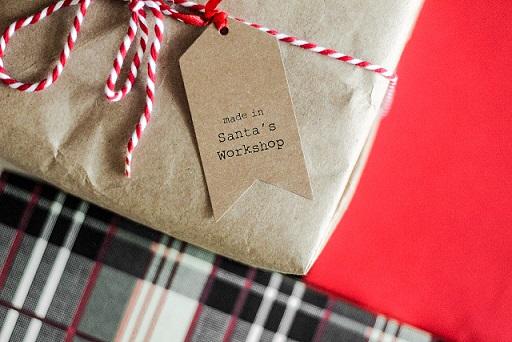 Weihnachten als Sparfüchsin