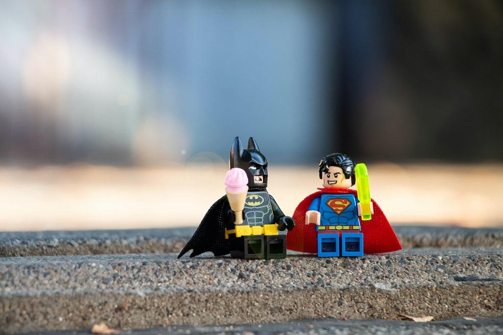 Lego Investment Alternative zu herkömmlichen Assets